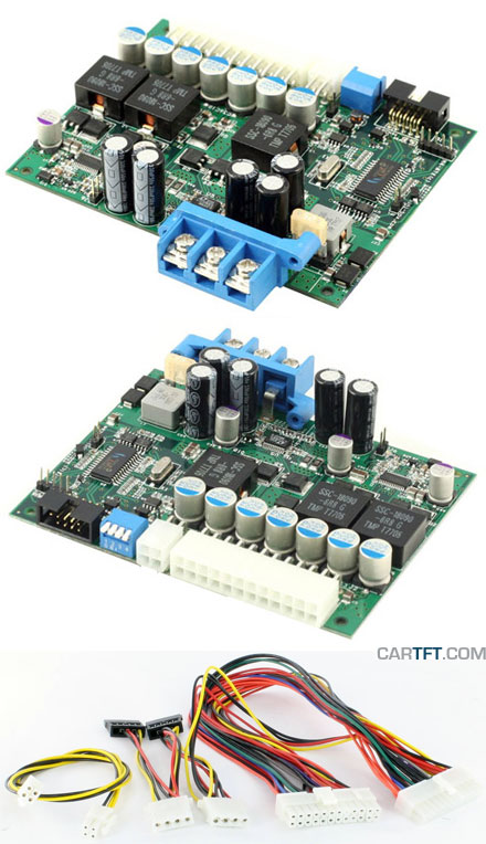 M<b>4</b>-ATX 6-30V DC/DC (250 Watt)